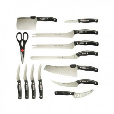Set cutite bucatarie compus din 13 piese Miracle Blade World Class
