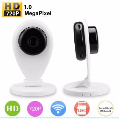 Camera IP supraveghere HD wireless cu infrarosu