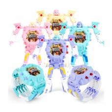 Ceas de mana robot transformers 2in1
